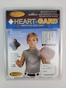 Markwort Heart-Gard Chest Protective Body Shirt Men's XXL New in package Guard