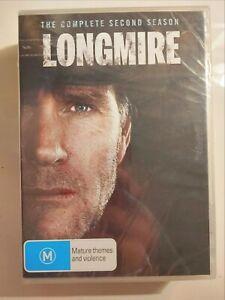 Longmire : Season 2 (3 DVD Set) Region 4, Brand New & Sealed, FREE Next Day Post