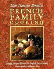 French National and Regional Cuisine Books