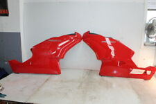 03 04 05 06 DUCATI 999 BIPOSTO RIGHT LEFT SIDE MID LOWER FAIRING COWLS PAIR