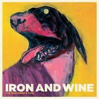 IRON AND WINE - THE SHEPHERD'S DOG NEW VINYL RECORD