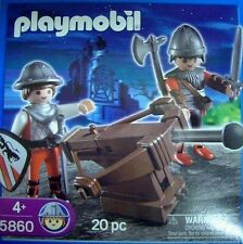Playmobil #5860 Knights w/Crossbow NEW in Box Retired RARE Hard to Find