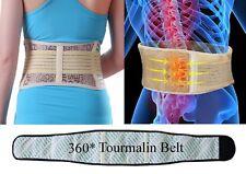TOURMALIN pyroelektrischer Effekt anti Schmerz Heil Bandage beige Größe L