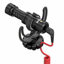 Rode VideoMicro Compact On-camera Video Microphone
