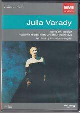Julia Varady: Song of Passion / Wagner Recital with Viktoria Postnikova - EMI