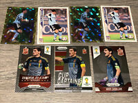 Iker Casillas Spain Real Madrid Panini Prizm World Cup 2014 Fichas 2004 Set X 7