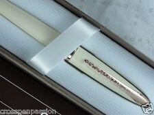 CROSS MALTESE & 23K  ROLLERBALL PEN  VALENTINE  /  WEDDING GIFT /  REGISTRY PEN