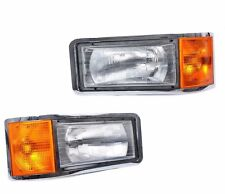 1992-1999 MACK CL600 CL SERIES Headlight with Corner Lamp - SET