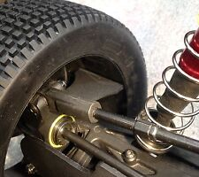 ARRMA Kraton Outcast Basic Scraper Guard Set Mud Dirt Wheel Rim Hub Suspension