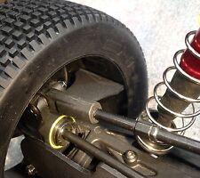 ARRMA Kraton Outcast Basic Scraper Guard Set Mud Dirt Wheel Rim Hub Suspension
