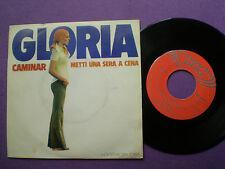 GLORIA Metti Una Sera A Cena SPAIN 45 1972 Scat Groove Jazz Bossa E. MORRICONE