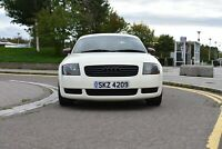 Audi TT 1.8 Amalfi White (Immaculate condition)
