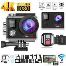 Campark UHD 4K WiFi Sports Aktion Kamera 16MP Unterwasserkamera DVR Camcorder DE