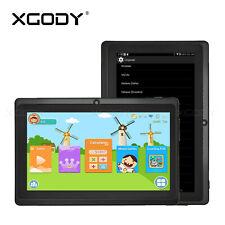 "XGODY Para Niños Android 8.1 7"" Pulgadas Tablet PC Quad-Core 2xCámara 16GB ROM"