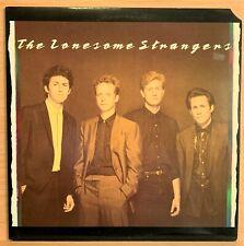 New listing THE LONESOME STRANGERS – THE LONESOME STRANGERS VINYL LP.