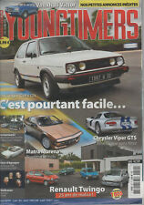 YOUNGTIMERS 80 MATRA MURENA VW GOLF II GTI CHRYSLER VIPER GTS VAUXHALL VICTOR