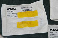 ATAG S4211500 DICHTUNG ABGASROHR 78x3 HR O-RING SILICONEN UITLAATPIJP NEU