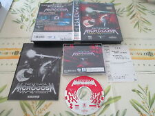 >> MICROCOSM SHOOT PSYGNOSIS FM TOWNS MARTY JAPAN IMPORT COMPLETE IN BOX! <<