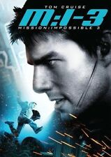 **BRAND NEW** MISSION: IMPOSSIBLE III - TOM CRUISE (DVD, 2011)