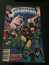 The Adventures Of Superman - Gangbuster's Back!  # 446