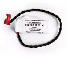 Lithonia Lighting ELB 1P201N2 Quantum 1.2-Volt Exit Sign Replacement Battery
