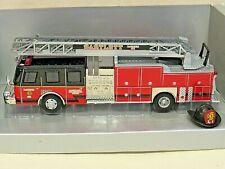 Corgi 54903. E-ONE 75ft Ladder Fire Engine. Bartlett, Illinois. 1:50 scale. Mint
