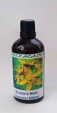 St John's Wort Liquid Extract Tincture/ Strong Immune Nerve Support 100ml