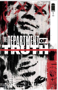 Department of Truth #1 #2 & #3 image comics James Tynion optioned 2020 NM HOT