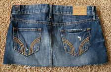 Hollister Juniors Solid Mini Skirts for Women