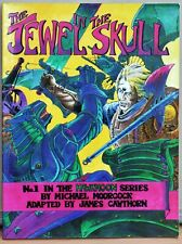 The Jewel in the Skull by M Moorcock & J Cawthorn a nm- B&W UK 1979 Savoy GN