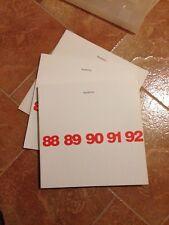 Libri Cataloghi Ufficiali Swatch 1989 - 1992