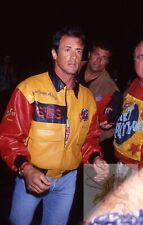 Sylvester Stallone 35mm SLIDE TRANSPARENCY Photo Original 93ff
