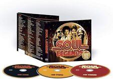 Soul Legends Box Set Various Artists   CD * New & Sealed *