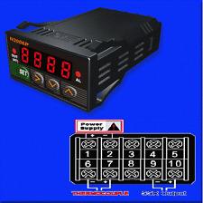 Termoregolatore digitale -200°C ~ 2300°C 12V. DC