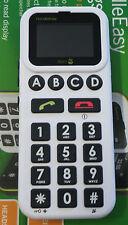 Doro HandleEasy 328gsm White Grey Weiss Grau Handy Defekt #513#
