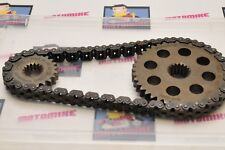 !USED! SKIDOO TIMING CHAIN & SPROCKETS SET 504056200 504056000 MXZ