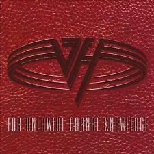 For Unlawful Carnal Knowledge by Van Halen (CD, Jun-1991, Warner Bros.)