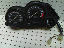 Kawasaki ZZR400 clocks, speedo in km (46000km)