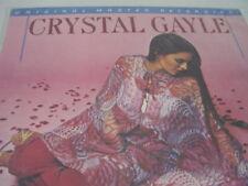 CRYSTAL GAYLE BELIEVE N MAGIC Rare MFSL Japan 1/2 SPEED MASTERED LIMITED MINT LP