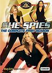 She Spies - Season 1 (DVD, 2006, 4-Disc Set)
