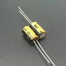 10pcs//100pcs 6.3V470uF 6.3V 10x13 Nichicon FG Fine Gold TOP HiFi Audio Capacitor