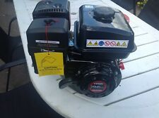 merry tiller Briggs and Stratton replacement loncin 6.5 hp engine new rotavator