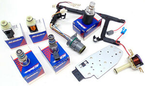4L60E Transmission Solenoid Kit W/Harness 1993-2002 PWM 7pc Set NEW