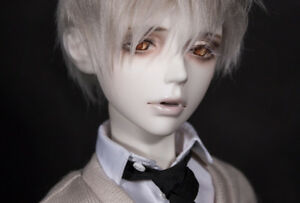 Ball Jointed Doll 1/4 boy CO Class50 face make up free shipping