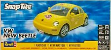 Revell Vw New Beetle Plastic Model Kit #851976 1:24 Scale (SnapTite)