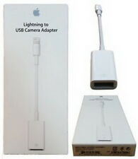 Genuine Authentic Apple Lightning to USB Camera Adapter MD821ZM/A