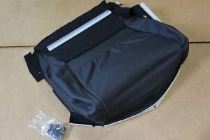 OEM Factory 07-11 Honda CRV Front Driver Seat Cover Bottom Cushion Indigo Black