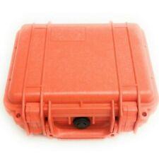 Pelican 1200 Orange Case With Foam