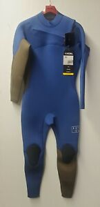 XCEL Men's 4/3 COMP X Chest-Zip Wetsuit - IDB - XL - NWT