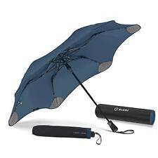 Blunt Metro Compact Folding Travel Umbrella Navy New